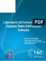 Laboratorio de comunicaciones digitales definidas por software