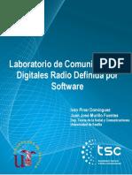 Laboratorio de comunicaciones digitales definidas por software