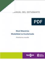 Manual Del Estudiante Maestrías
