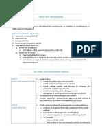 Credit Risk Management.docx