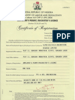 Employer's Permit for Elper Oilfield Engineering