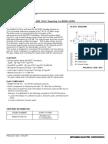 RA60H1317M RF Power MOSFET Amplifier Module Datasheet