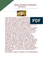Despre deschiderea simturilor interioare-Omraam Mikhael Aivanhov.pdf