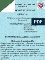 Funciones del acento fonetico (La produccion y comprension del discurso oral).pptx