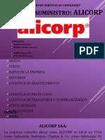 CADENA DE SUMINISTRO EMPRESA ALICORP S.A