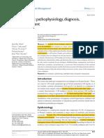Pe Pathophysiology and Management