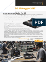 Blackmagic Design - novità MAG 2017