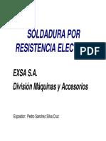 Soldadura Por Resistencia 01