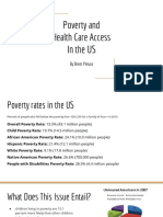 poverty and health care access