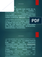 Clase 1 (S-2. Geologia, divi, de la  geologia, ramas de la geologia) - copia.pptx