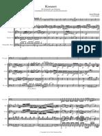 IMSLP318336-PMLP18850-Haydn D Dur Cellokonzert Mandozzi 1 Satz Partitur Ohne Bläser - Partitur Und Stimmen