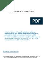 Presentación Normat Internacional