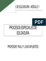 Procesos Especiales de Soldadura 01