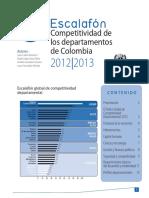 Art_Competitividad Dptos Colombia 2012_2013
