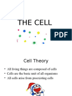 Bio Chapter 2 the Cell