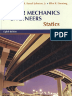 Beer and Johnston - Vector Mechanics for Engineers - Statics - 8th Edition