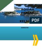 Buku Siswa Akidah Akhlak Vii Mts 2013.A