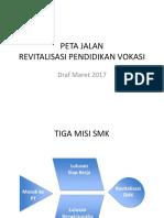 Peta Jalan Revitalisasi Pendidikan Vokasi 2017