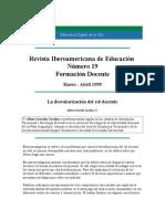 La desvalorización del rol docente.doc