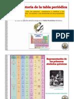 breve historia de la tabla periodicapdf - Tabla Periodica Historia Pdf