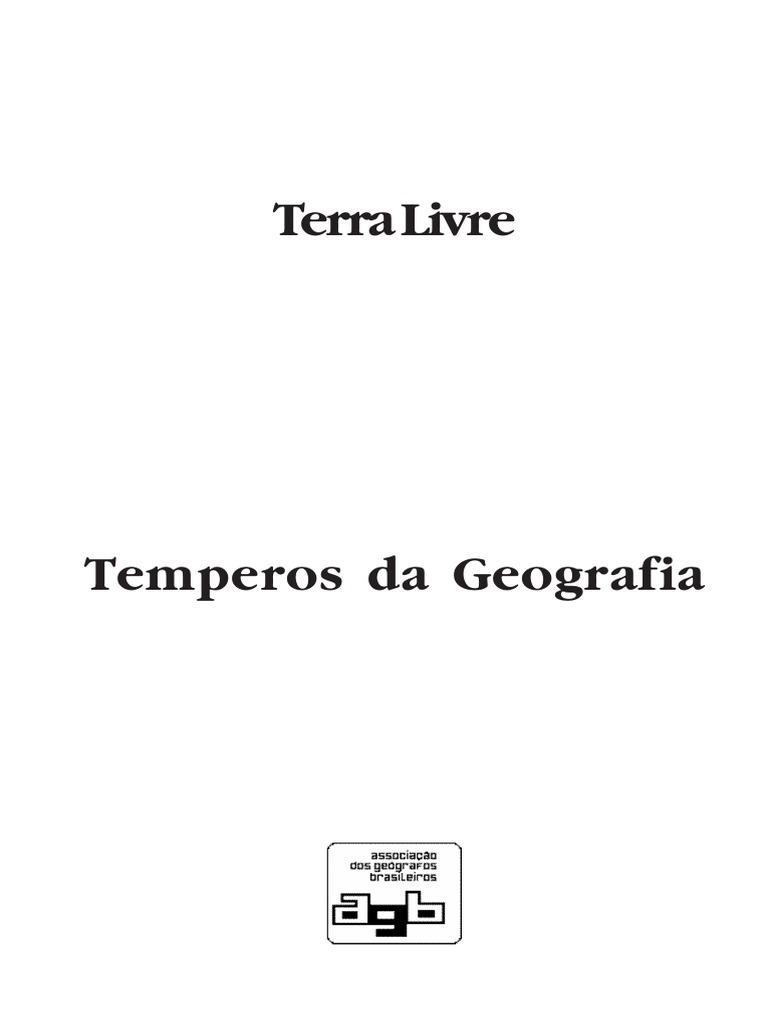 Revista Terra Livre.pdf 1b5b8f64ea