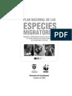2009 Plan Nacional de las Especies Migratorias.pdf