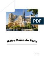 Referat Catedrala Notre Dame