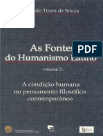 As Fontes Do Humanismo Latino_2