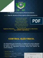 Unidad 3 (Mantto Eléctrico y Electrónico)