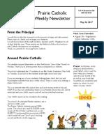 Newsletter 5 26 17