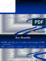 Oracle Daily HR Intelligence