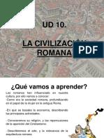 UD La Civilización Romana