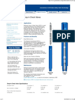Packard International Products - Drop-In Check Valves