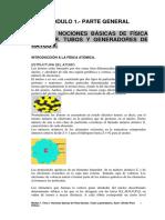 Radiología Espacial y Protección Radiológica Para Operar en Equipos de Rayos X de Control de Accesos-mod1-Tema1