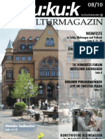 kukuk-Magazin, Ausgabe 08/2010
