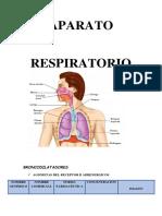 medicamentos aparato respiratorio