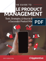 Mobile Product Management