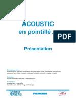 Acoustic Chansons