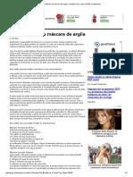 Os benefícios da máscara de argila _ Cuidados com a pele (chinês simplificado).pdf