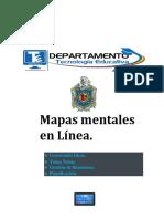 Guia de Mapa Mental en Linea.