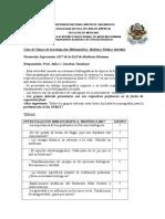 Guía Biofísica de Investigación Bibliográfica 2017