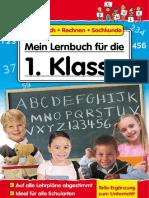 80071060 Mein Lernbuch Fur Die 1 Klasse Deutsch Rechnen Sachkunde