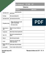 Internship Evaluation Grid IUTSD
