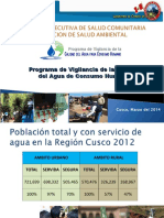 Programa Vigilancia de La Calidad Del Agua (Milu 3)
