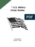 TE APUSH Study Guides