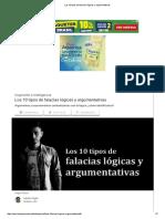 _Los 10 Tipos de Falacias Lógicas y Argumentativas