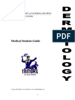 Medical Student Guide for Dermatology489