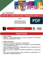 1. Capacitación TMSA BRT