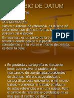 CAMBIO DE DATUM.ppt