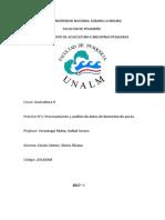 Procesamiento y análisis de datos de biometría de peces